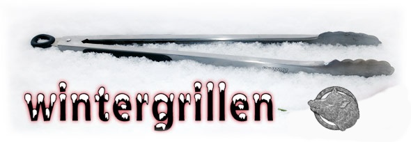 4. Wintergrillen der Keiler-Kompanie