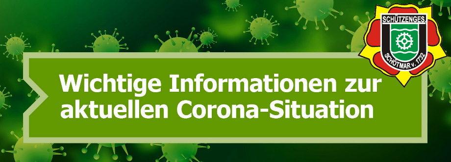 Corona Update zur aktuellen Covid-19 Situation